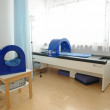 Behandlungsraum Kernspin-Resonanz-Therapie